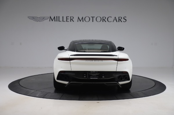 New 2020 Aston Martin DBS Superleggera for sale $337,686 at Alfa Romeo of Greenwich in Greenwich CT 06830 7