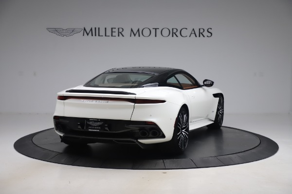 New 2020 Aston Martin DBS Superleggera for sale $337,686 at Alfa Romeo of Greenwich in Greenwich CT 06830 8