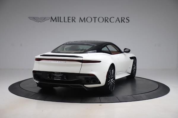Used 2020 Aston Martin DBS Superleggera for sale $299,990 at Alfa Romeo of Greenwich in Greenwich CT 06830 8