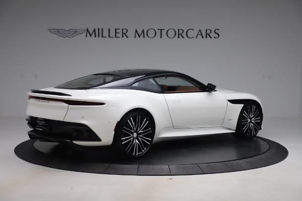 New 2020 Aston Martin DBS Superleggera Coupe for sale $337,686 at Alfa Romeo of Greenwich in Greenwich CT 06830 9