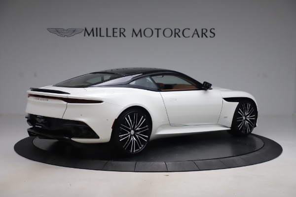 New 2020 Aston Martin DBS Superleggera for sale $337,686 at Alfa Romeo of Greenwich in Greenwich CT 06830 9
