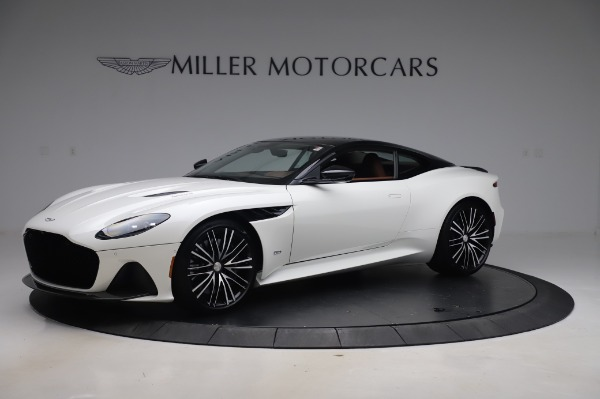 New 2020 Aston Martin DBS Superleggera for sale $337,686 at Alfa Romeo of Greenwich in Greenwich CT 06830 1