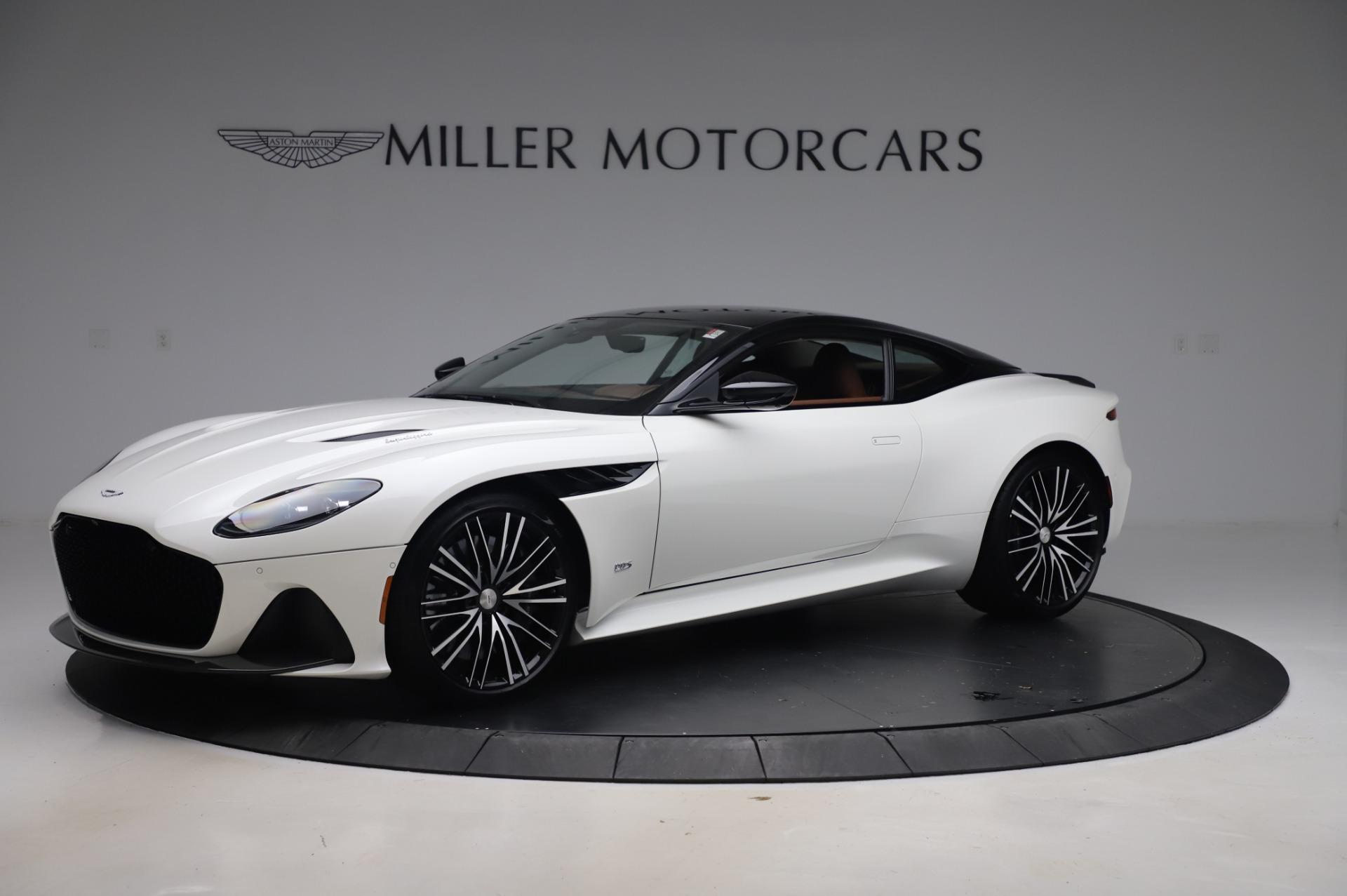 New 2020 Aston Martin DBS Superleggera Coupe for sale $337,686 at Alfa Romeo of Greenwich in Greenwich CT 06830 1
