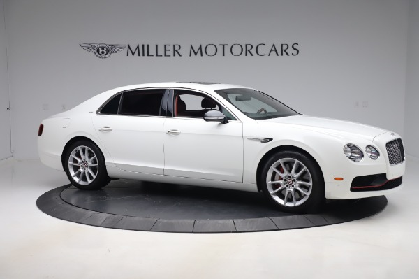 Used 2018 Bentley Flying Spur V8 S for sale $149,900 at Alfa Romeo of Greenwich in Greenwich CT 06830 10