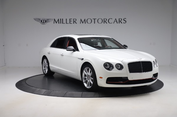 Used 2018 Bentley Flying Spur V8 S for sale $149,900 at Alfa Romeo of Greenwich in Greenwich CT 06830 11