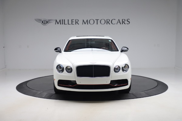 Used 2018 Bentley Flying Spur V8 S for sale $149,900 at Alfa Romeo of Greenwich in Greenwich CT 06830 12