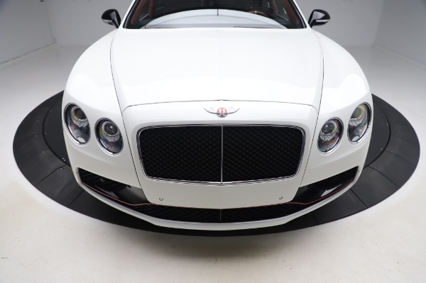 Used 2018 Bentley Flying Spur V8 S for sale $149,900 at Alfa Romeo of Greenwich in Greenwich CT 06830 13