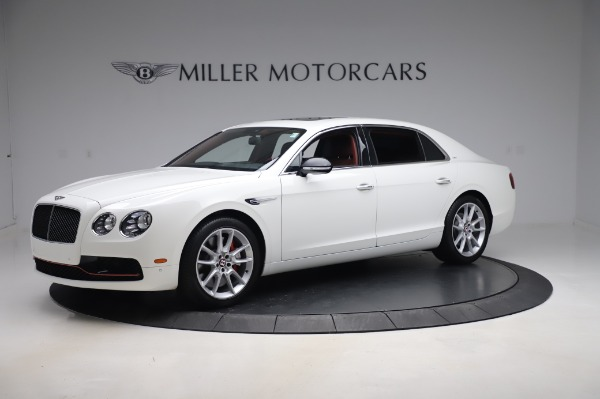 Used 2018 Bentley Flying Spur V8 S for sale $149,900 at Alfa Romeo of Greenwich in Greenwich CT 06830 2