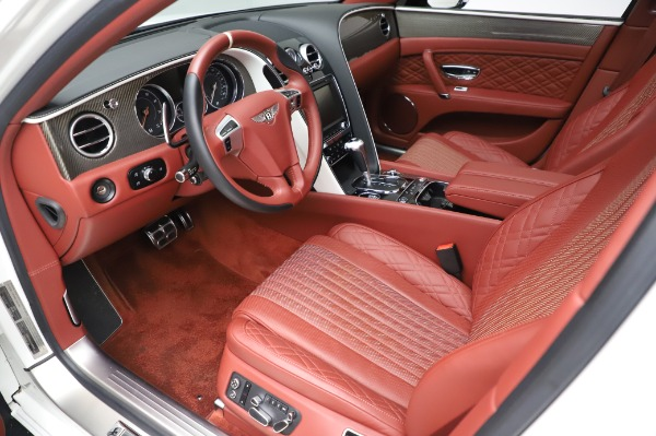 Used 2018 Bentley Flying Spur V8 S for sale $149,900 at Alfa Romeo of Greenwich in Greenwich CT 06830 20