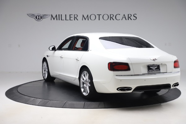 Used 2018 Bentley Flying Spur V8 S for sale $149,900 at Alfa Romeo of Greenwich in Greenwich CT 06830 5