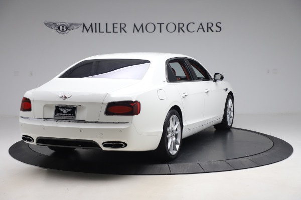 Used 2018 Bentley Flying Spur V8 S for sale $149,900 at Alfa Romeo of Greenwich in Greenwich CT 06830 7