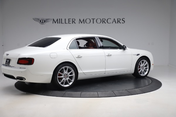 Used 2018 Bentley Flying Spur V8 S for sale $149,900 at Alfa Romeo of Greenwich in Greenwich CT 06830 8