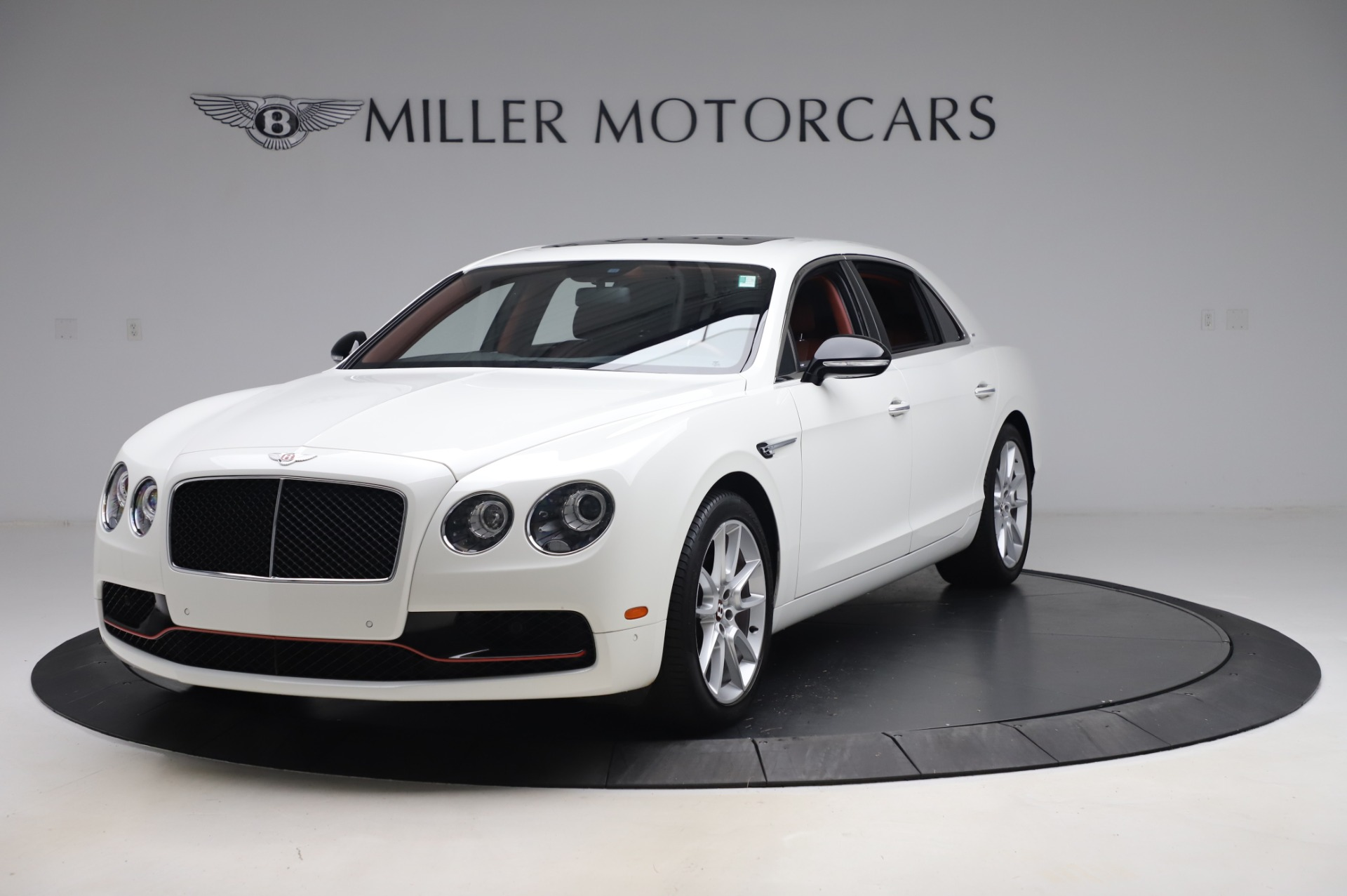 Used 2018 Bentley Flying Spur V8 S for sale $149,900 at Alfa Romeo of Greenwich in Greenwich CT 06830 1