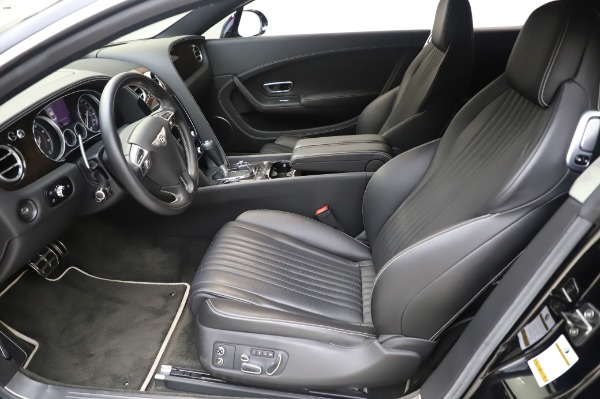 Used 2016 Bentley Continental GT W12 for sale $119,900 at Alfa Romeo of Greenwich in Greenwich CT 06830 19