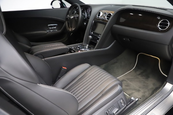 Used 2016 Bentley Continental GT W12 for sale $125,900 at Alfa Romeo of Greenwich in Greenwich CT 06830 22