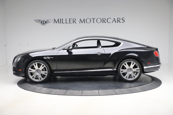 Used 2016 Bentley Continental GT W12 for sale $125,900 at Alfa Romeo of Greenwich in Greenwich CT 06830 3