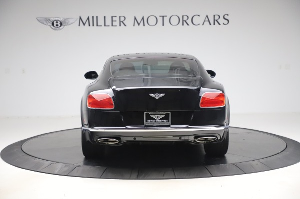 Used 2016 Bentley Continental GT W12 for sale $119,900 at Alfa Romeo of Greenwich in Greenwich CT 06830 6