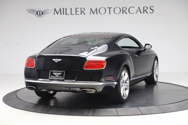 Used 2016 Bentley Continental GT W12 for sale $119,900 at Alfa Romeo of Greenwich in Greenwich CT 06830 7
