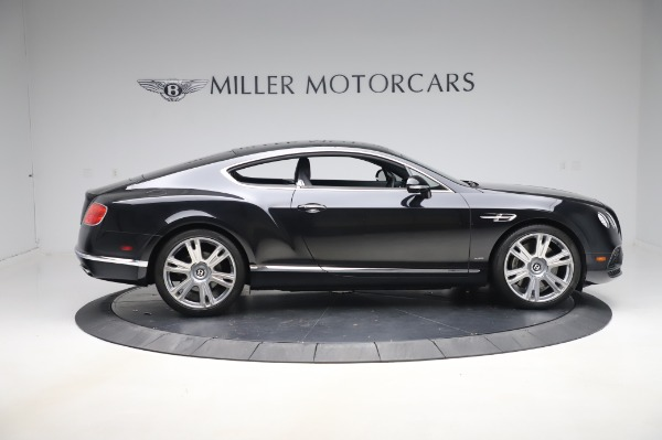 Used 2016 Bentley Continental GT W12 for sale $125,900 at Alfa Romeo of Greenwich in Greenwich CT 06830 9