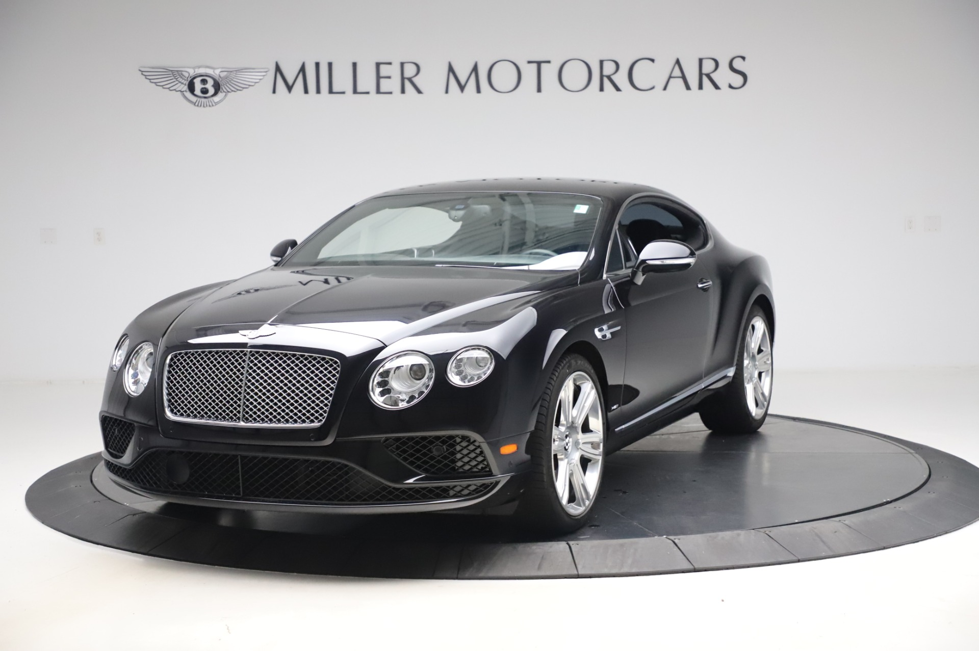 Used 2016 Bentley Continental GT W12 for sale $125,900 at Alfa Romeo of Greenwich in Greenwich CT 06830 1
