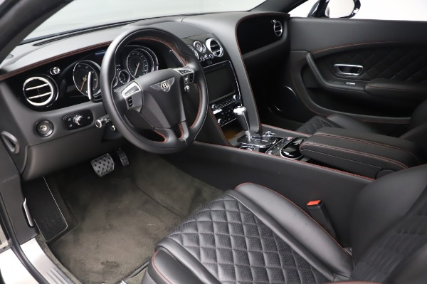 Used 2017 Bentley Continental GT V8 S for sale $134,900 at Alfa Romeo of Greenwich in Greenwich CT 06830 15