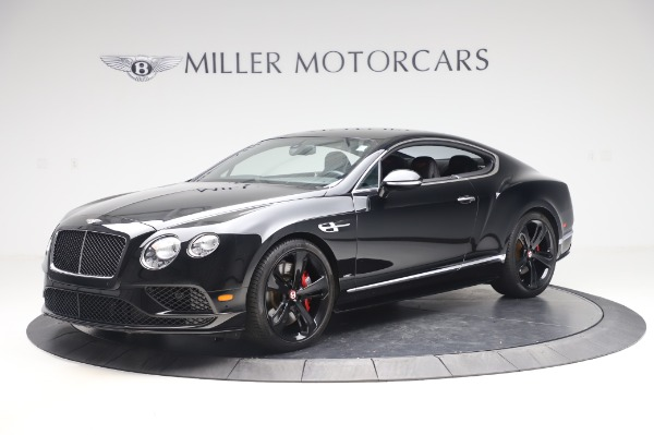 Used 2017 Bentley Continental GT V8 S for sale $134,900 at Alfa Romeo of Greenwich in Greenwich CT 06830 2
