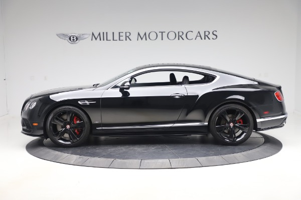 Used 2017 Bentley Continental GT V8 S for sale $134,900 at Alfa Romeo of Greenwich in Greenwich CT 06830 3
