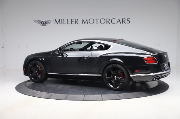 Used 2017 Bentley Continental GT V8 S for sale $134,900 at Alfa Romeo of Greenwich in Greenwich CT 06830 4