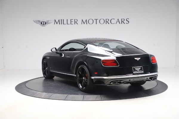 Used 2017 Bentley Continental GT V8 S for sale $134,900 at Alfa Romeo of Greenwich in Greenwich CT 06830 5