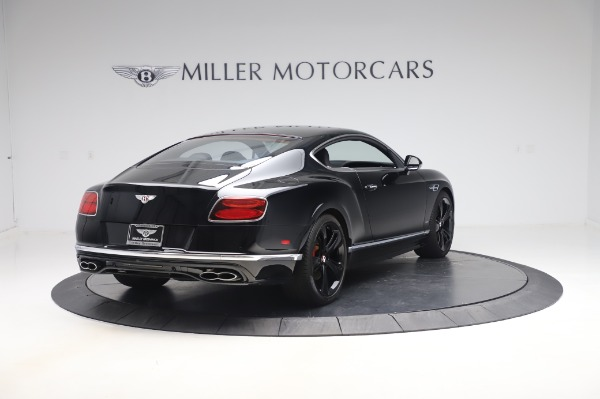 Used 2017 Bentley Continental GT V8 S for sale $134,900 at Alfa Romeo of Greenwich in Greenwich CT 06830 6