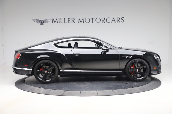 Used 2017 Bentley Continental GT V8 S for sale $134,900 at Alfa Romeo of Greenwich in Greenwich CT 06830 8
