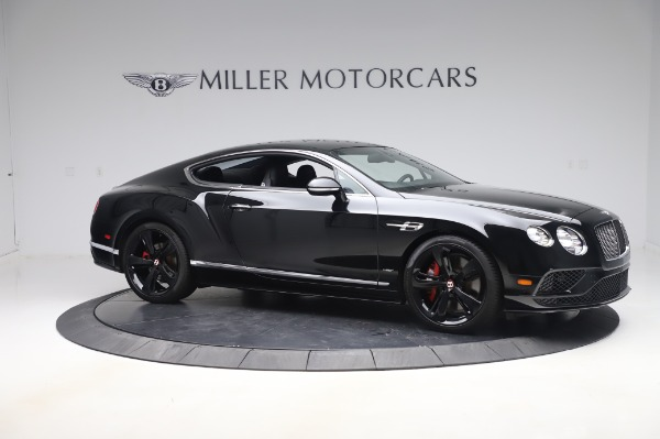 Used 2017 Bentley Continental GT V8 S for sale $134,900 at Alfa Romeo of Greenwich in Greenwich CT 06830 9