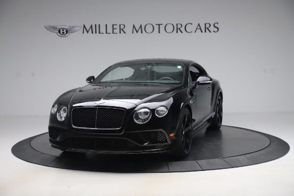 Used 2017 Bentley Continental GT V8 S for sale $134,900 at Alfa Romeo of Greenwich in Greenwich CT 06830 1