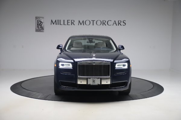 Used 2016 Rolls-Royce Ghost for sale $173,900 at Alfa Romeo of Greenwich in Greenwich CT 06830 10