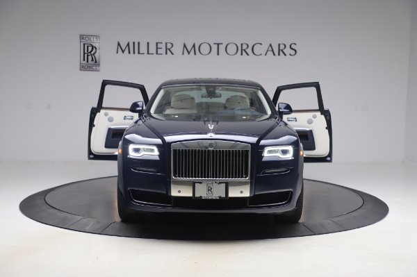 Used 2016 Rolls-Royce Ghost for sale $173,900 at Alfa Romeo of Greenwich in Greenwich CT 06830 11