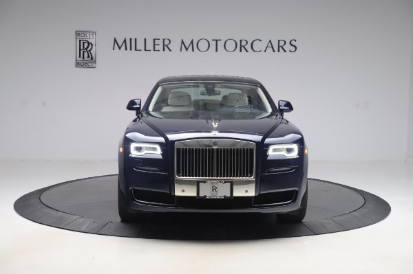Used 2016 Rolls-Royce Ghost for sale $173,900 at Alfa Romeo of Greenwich in Greenwich CT 06830 2