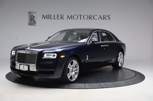 Used 2016 Rolls-Royce Ghost for sale $173,900 at Alfa Romeo of Greenwich in Greenwich CT 06830 3