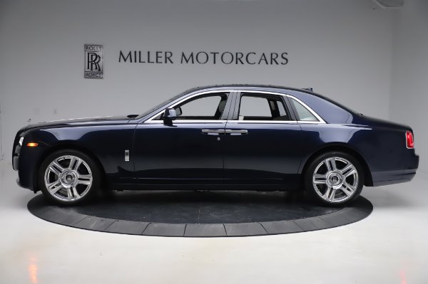 Used 2016 Rolls-Royce Ghost for sale $173,900 at Alfa Romeo of Greenwich in Greenwich CT 06830 4