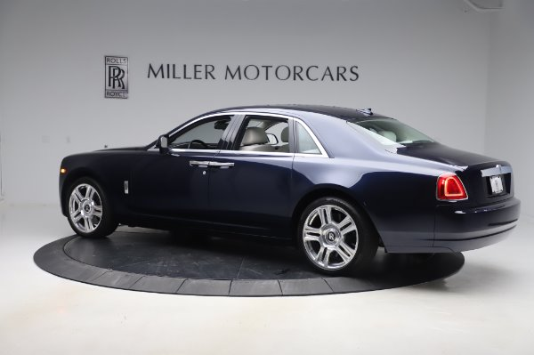 Used 2016 Rolls-Royce Ghost for sale $173,900 at Alfa Romeo of Greenwich in Greenwich CT 06830 5