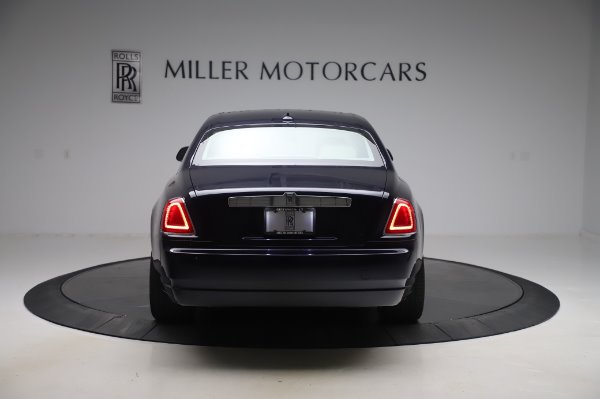 Used 2016 Rolls-Royce Ghost for sale $173,900 at Alfa Romeo of Greenwich in Greenwich CT 06830 6