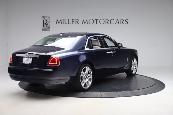 Used 2016 Rolls-Royce Ghost for sale $173,900 at Alfa Romeo of Greenwich in Greenwich CT 06830 7