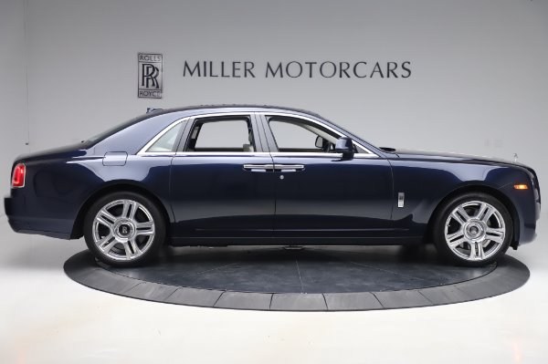 Used 2016 Rolls-Royce Ghost for sale $173,900 at Alfa Romeo of Greenwich in Greenwich CT 06830 8