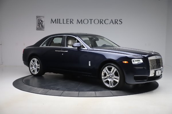 Used 2016 Rolls-Royce Ghost for sale $173,900 at Alfa Romeo of Greenwich in Greenwich CT 06830 9