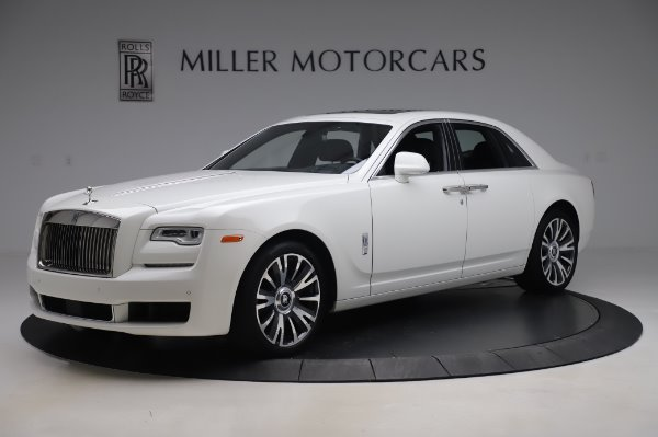 Used 2018 Rolls-Royce Ghost for sale $247,900 at Alfa Romeo of Greenwich in Greenwich CT 06830 3