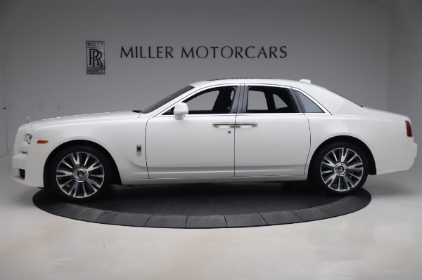 Used 2018 Rolls-Royce Ghost for sale $247,900 at Alfa Romeo of Greenwich in Greenwich CT 06830 4