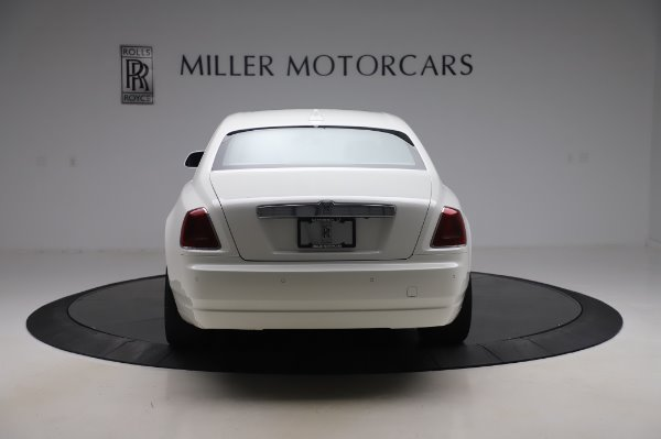 Used 2018 Rolls-Royce Ghost for sale $247,900 at Alfa Romeo of Greenwich in Greenwich CT 06830 6