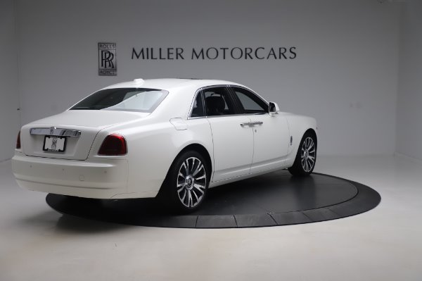 Used 2018 Rolls-Royce Ghost for sale $247,900 at Alfa Romeo of Greenwich in Greenwich CT 06830 7
