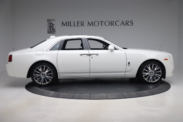 Used 2018 Rolls-Royce Ghost for sale $247,900 at Alfa Romeo of Greenwich in Greenwich CT 06830 8