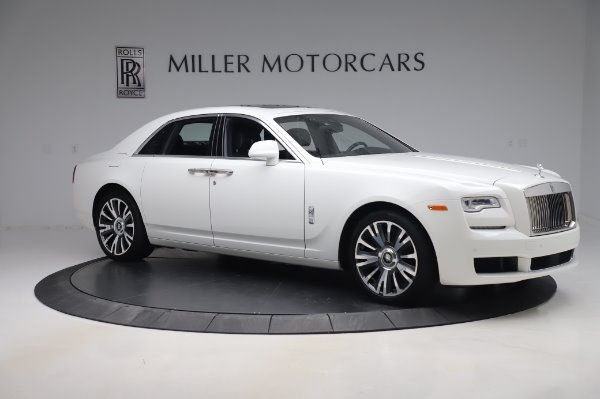 Used 2018 Rolls-Royce Ghost for sale $247,900 at Alfa Romeo of Greenwich in Greenwich CT 06830 9