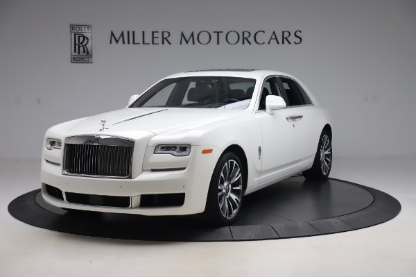 Used 2018 Rolls-Royce Ghost for sale $247,900 at Alfa Romeo of Greenwich in Greenwich CT 06830 1